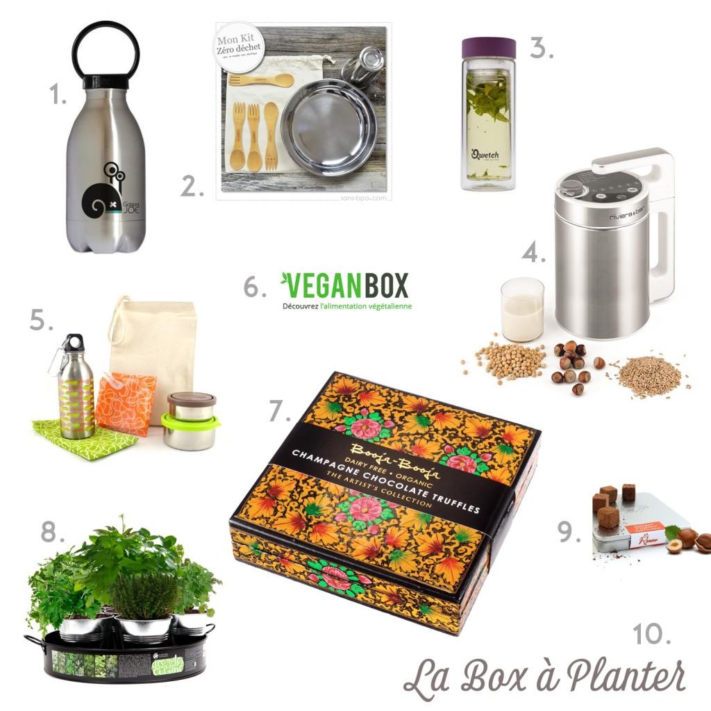 40 id es de cadeaux vegan z ro d chet et de derni re for Cuisine zero dechet