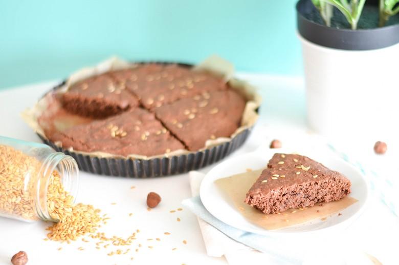 Gâteau au chocolat vegan & healthy … A la courgette !
