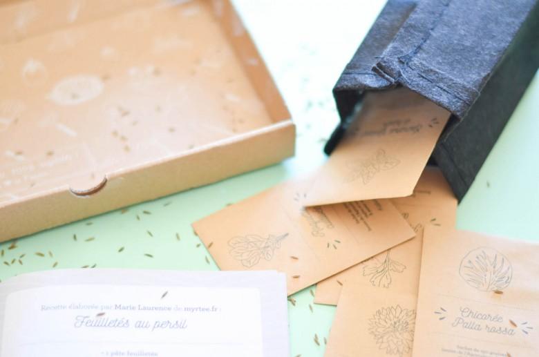 Coup de coeur eco-friendly : La Box à Planter